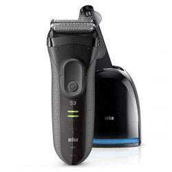 Braun Series 3 3050cc fekete/szürke férfi borotva