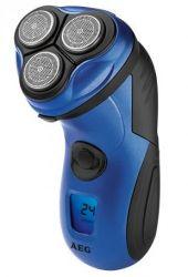 AEG HR 5655 Rotation fekete/kék borotva