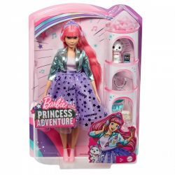 Mattel Barbie Princess Adventure Deluxe hercegnő