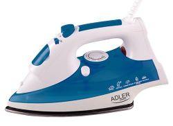 Adler AD 5022 2200W kék/fehér gőzölős vasaló