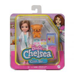 Mattel Barbie (GTN86/GTN88) Chelsea Karrierbaba