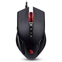 A4Tech Bloody V5M LED 3200DPI vezetékes fekete optikai Gaming egér