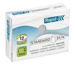 RAPID Standard 21/4 horganyzott tűzőkapocs