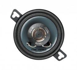 Mac Audio Mac Mobil Street 87.2 35/140 W, 52 – 21000 Hz fekete 2 utas koaxális rendszer