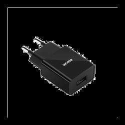 ACME CH202 2.4A univerzális fekete USB hálózati töltő