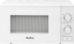 Amica AMGF17M1GW 700W 17L fehér mikrohullámú sütő