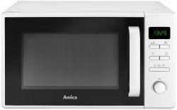 Amica AMMF20E1W 700W 20L fehér mikrohullámú sütő