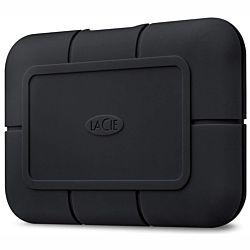"LACIE Rugged Pro 2TB 2.5"" USB 3.1 Gen 2 / Thunderbolt 3 fekete külső SSD"