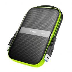 Silicon Power Armor A60 2,5'' 5TB USB 3.0 IPX4 fekete külső HDD