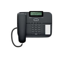 100 kapcsolat adatainak rögzítése a készülék telefonkönyvében Állítható, alfanumerikus kijelző Fejhallgató csatlakozó 8 direkt gyorshívó gomb (összesen 16 szám hívására) Híváslista az utolsó 50 telefonszámról Az utolsó 5 telefon
