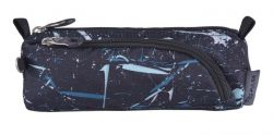 PULSE Teens Blue Spark cipzáras kék tolltartó