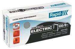 RAPID Superstrong 66/8+ tűzőkapocs