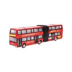 MTS 12102 (35 cm) piros express emeletes busz