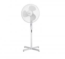 Teesa TSA8022 45 W, 3 sebesség fehér szabadon álló ventilátor