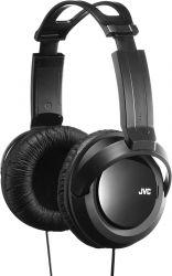 JVC HA-RX330 12-22000 Hz, 3.5 mm fekete fejhallgató