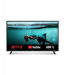 """Allview ATS5100-UN 50"""", 4 K UHD, 2 x 8 W fekete smart televízió"""