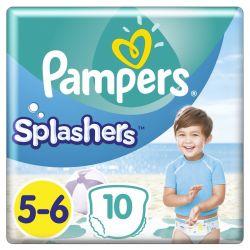 Pampers Splashers 5-ös 10 darabos pelenka
