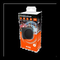 ACME PS101 fekete Bluetooth hordozható hangszóró