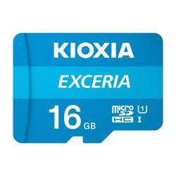 Kioxia Exceria MicroSDHC 16GB Class 10 memóriakártya