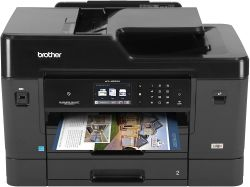 Brother MFC-J6930DW 4in1 vezeték nélküli fekete tintasugaras nyomtató