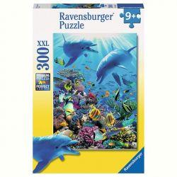 Ravensburger 130221 Víz alatti kaland 300 darabos XXL puzzle