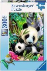 Ravensburger 130658 Panda 300 darabos puzzle