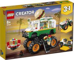 LEGO® (31104) Creator Óriás hamburgeres teherautó