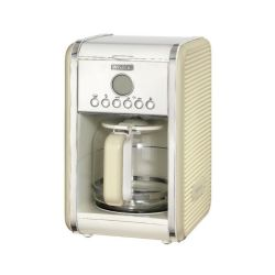 Ariete Vintage 2000W 1.5l bézs filteres kávéfőző