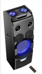 Akai ABTS-W5 fekete hordozható bluetooth hangszóró