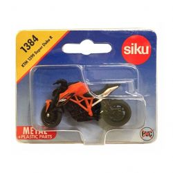 Siku 13823 (5 cm) narancssárga KTM 1290 Super Duke R motor