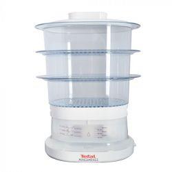 Tefal Mini compact fehér-átlátszó ételpároló
