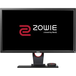 "BenQ 24"" ZOWIE XL2430 FHD TN D-sub, DVI-DL, 2xHDMI, DP, USB, Pivot fekete Gaming LED monitor"