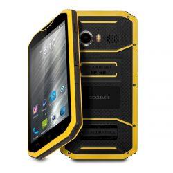 "GoClever Quantum 3 5.5"" 16GB 4G/LTE Dual SIM 550 strapabíró okostelefon"