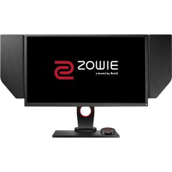 "BenQ ZOWIE XL2546 24.5"" D-sub, DVI-DL, 2xHDMI, DP, USB, Pivot fekete Gaming LED monitor"