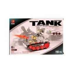 Regio 14913 (193 db) Tank darabos fém építőjáték