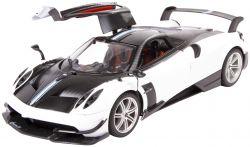 Rastar 32634 1:14 Pagani Huayra fehér távirányítós autó