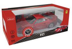 Rastar Ferrari F40 78700 1:14 piros távirányítós autó