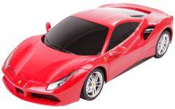 Rastar Group 32643|1:24 Ferrari 488 GTB 76000 piros Távirányítós autó