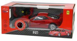 Rastar Group 60519 |1:24 Ferrari F40 78800 piros Távirányítós autó