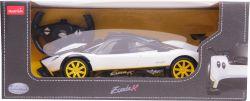 Rastar Group 78017|1:14, Pagani Zonda 38110 fekete/fehér Távirányítós autó