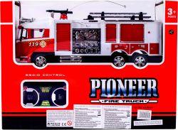 Regio 24857|1106F202 akkus piros/fehér Távirányítós tűzoltó