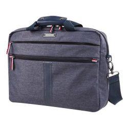 Natec ORIBI 14,1'' Navy kék notebook táska