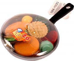 Regio (31620) 20 darabos élelmiszerek serpenyőben