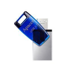 Apacer AH179 16GB USB 3.1 OTG kék pendrive