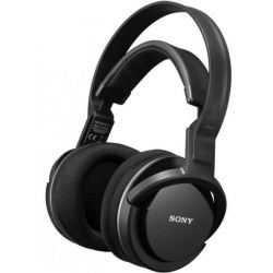 Sony MDRRF855RK.EU8 fekete vezeték nélküli fejhallgató