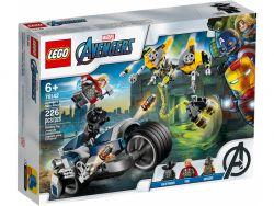 LEGO® (76142) Marvel Bosszúállók Speeder biciklis támadás
