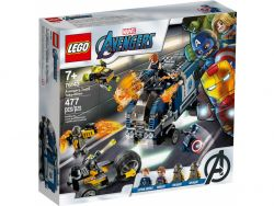 LEGO® (76143) Marvel Bosszúállók Teherautós üldözés