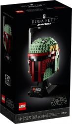 Lego® (75277) Star Wars™ Boba Fett sisak
