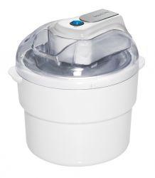 Clatronic ICM 3581 1.5 L, 12 W fehér géltartályos fagylaltkészítő