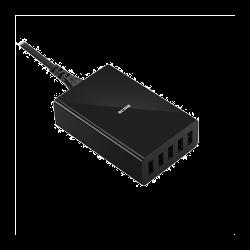 ACME CH208 8A univerzális fekete 5x USB hálózati töltő